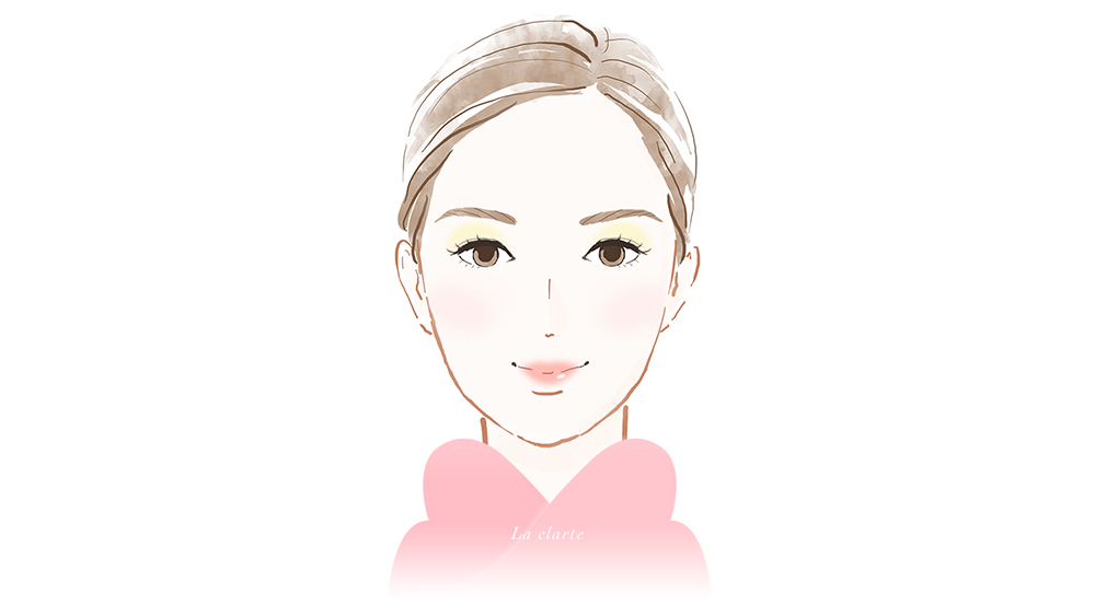 パーソナルカラーの効果 ~スプリング編~