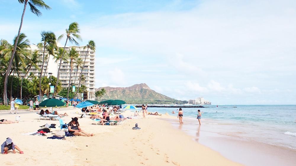 ハワイ旅行♡